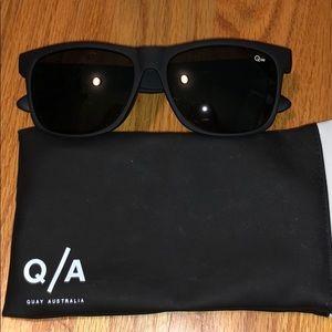 Quay Wayfarer Sunglasses